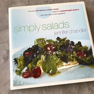 Simply Salads Cookbook by Jennifer Chandler